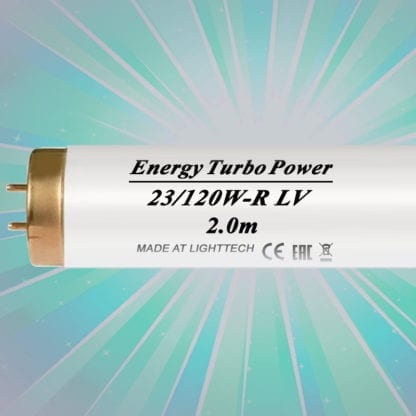 Лампы для солярия LightTech Energy Turbo Power LV 120 W 200 см