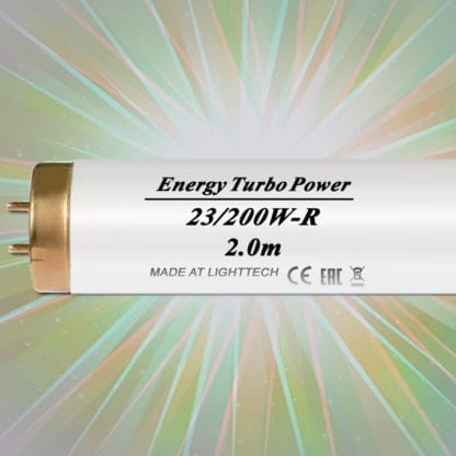 Лампы для солярия LightTech Energy Turbo Power 200 W 2 м